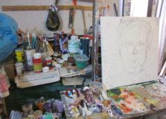 come iniziare un dipinto