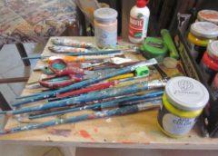 9 modi per trarre ispirazione per dipingere